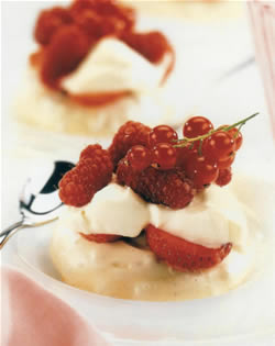 caferaspberrydessert